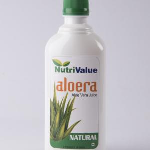 Nutrivalue Aloera - Aloevera Juice, 500ml