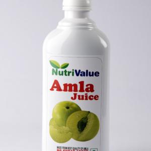 Nutrivalue Amla Juice, 500 ml