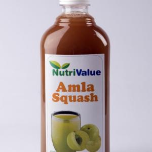 Nutrivalue Amla Squash, 500ml