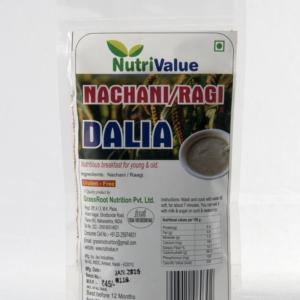 Nutrivalue Nachani/Ragi- Dalia,200gm